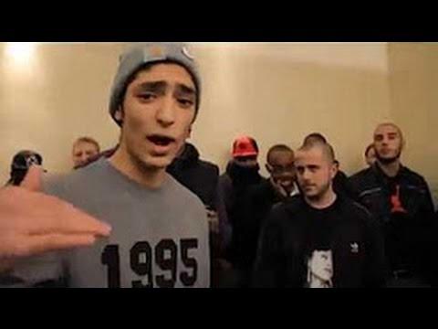 Rap Contenders 1 - Sneazzy vs Amaz (la draft)