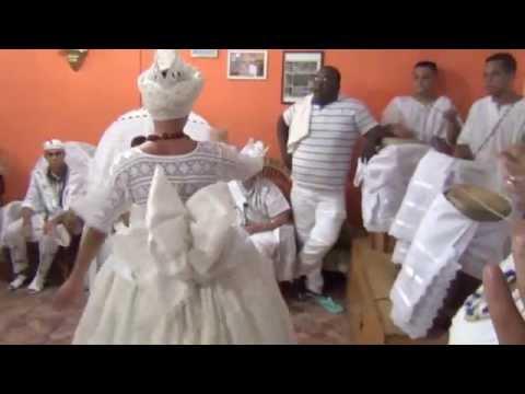 Axé Omin Dewá - Run de Oya Wallace 30.01.2015