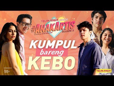 Anak Artis Season 3 - Kumpul Bareng Kebo