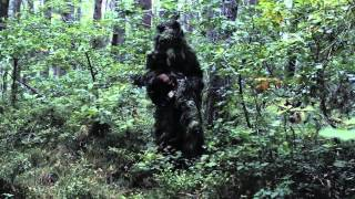 Леший( Ghillie Suit) от Helikon Tex(, 2013-11-28T08:05:28.000Z)