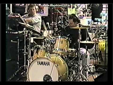 Zach Danziger drum solo from clinic