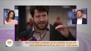 Folytatódik a káosz az ellenzéki oldalon- Szombaton Szolnokon előválasztás!