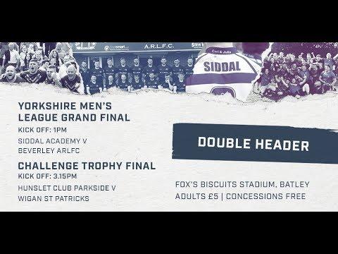 Conference Challenge Trophy Final