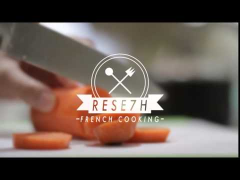 """RESE7H - French Cooking"" (Motion Graphics)"