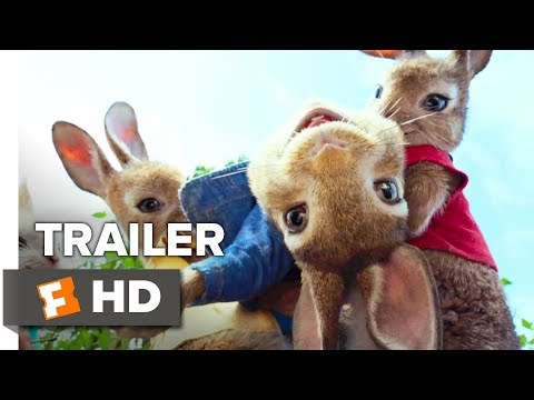 Peter Rabbit Trailer #1 (2018) | Movieclips Trailers