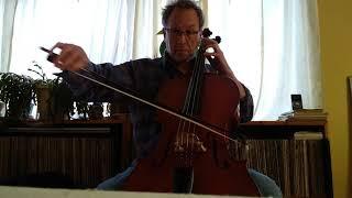 SYSO Danza Cello Allegro @ 168