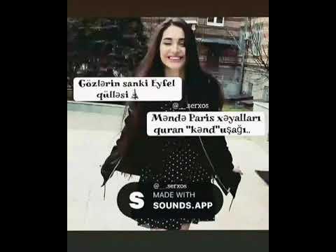 #CanMusiqi Whatsapp status ucun video