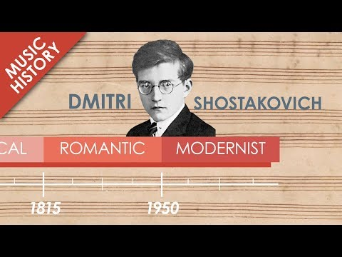 Shostakovich Symphony No. 5 - Music History Crash Course