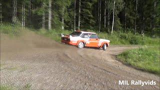 Jyrki Sorjasaari Tests Fiat 131 Racing