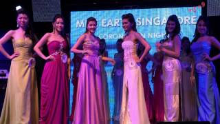 Vanessa Hee is Miss Earth Singapore 2013