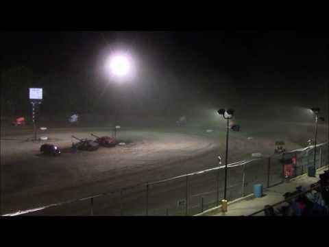Butler Motor Speedway Sprint Feature 6/25/16