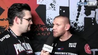 Day Of Destruction V - Ralf Stege Im Interview