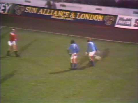 [72/73] Manchester City V Manchester Utd, Nov 18th 1972