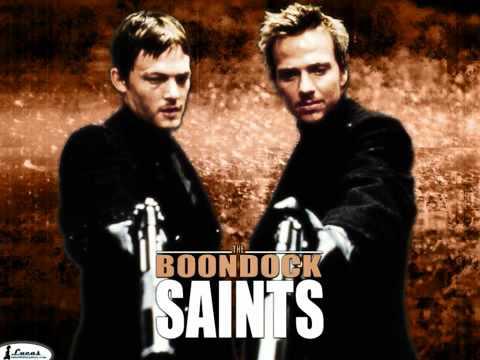 Boondock Saints Theme - The Blood of Cuchulainn
