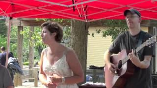 """The YaYas """"We Danced Anyway"""" - Huntington Folk Festival 2010"""