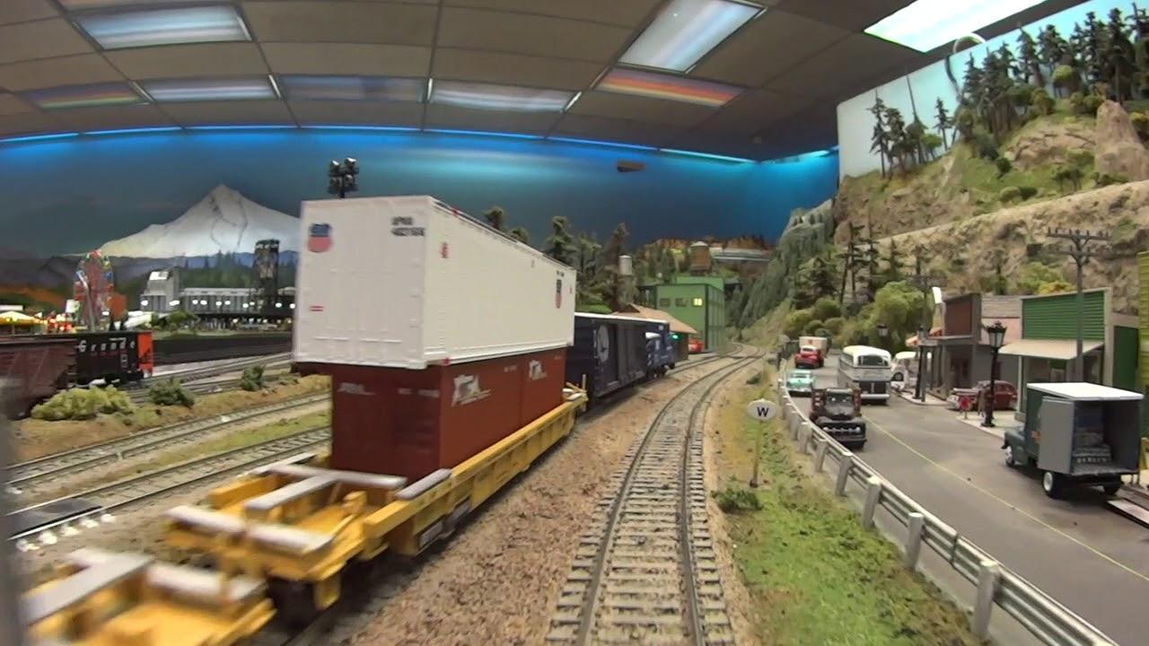Columbia Gorge Model Railroad Club