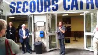 Discours de départ de Mr Yves Sendra Président du S.C Alpes Maritimes