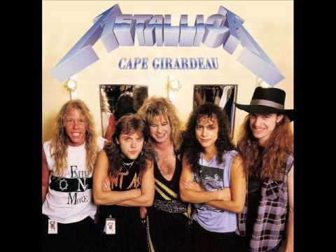 10 - Metallica Fade to Black - Live Cape Girardeau 1986 (AUDIO ONLY)
