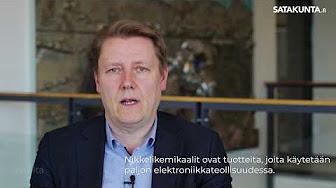 Suomi tarvitsee Satakunnan - työ ja yrittäminen