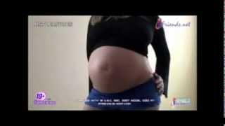 Repeat youtube video Is she really Pregnant?