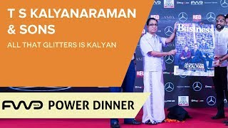 Mercedes-Benz – FWD Power Dinner with T. S. Kalyanaraman and sons