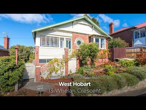 Petrusma Property Profile - 13 Whelan Crescent, West Hobart