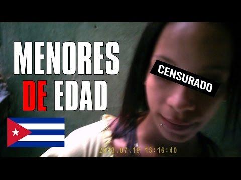PROSTITUTAS EN CUBA