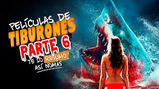 3 Peliculas de Tiburones... El Final | #TeLoResumo
