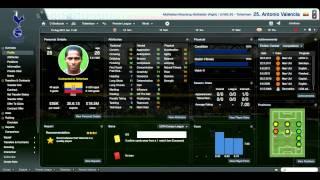 Let Play FM12 - Spurs Road To The Premier League Title - Episode 1