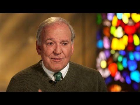 Former White House Press Secretary now teaches religion