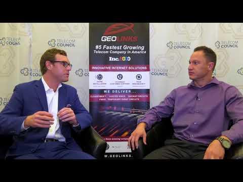 TC3 Interview with Innovative Telecom, GeoLinks' CEO, Skyler Ditchfield