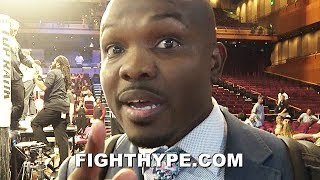 TIM BRADLEY LAST-MINUTE ADVICE TO THURMAN ON EVE OF PACQUIAO CLASH; REVEALS WHAT HE BETTER NOT DO