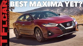 2019 Nissan Maxima: This is Everything That's New!