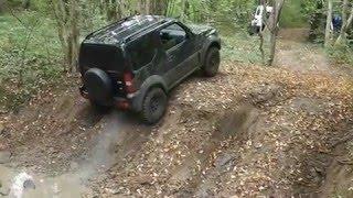 Mud offroad, Suzuki Jimny, Suzuki Samurai, Land Rover Defender, Daihatsu Rocky