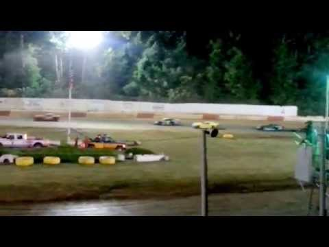"Sportsman ""A"" main River City Speedway"