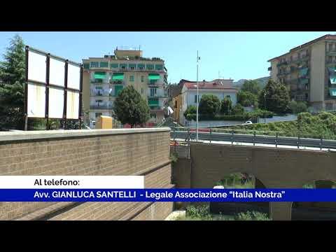 """Rampe, Italia Nostra insiste """"Opera insanabile, andrebbe abbattuta"""""""