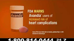 Avandia Drug Injury Lawyers