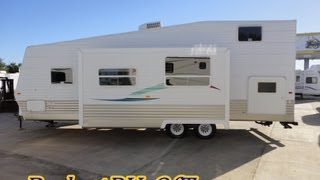 2005 Timberlodge 30SKY CE | A Two Story Bumper Pull Travel Trailer? Really?!