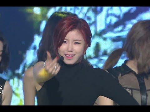 Jun Hyo-seong - Good-Night Kiss, 전효성 - 굿나잇 키스, Show Champion 20140528