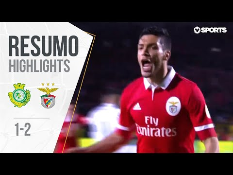 V. Setúbal 1-2 Benfica (Liga 29ªJ): Resumo