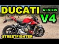 Ducati Streetfigther V4 Vale La Pena? Review     Blitz Rider