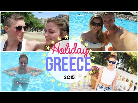 JadeVlogs: My Greece Holiday | LeadingLadyBeauty