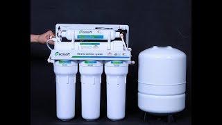 Hướng dẫn lắp máy lọc nước ecosoft nhập khẩu từ đức ( Phụ đề )