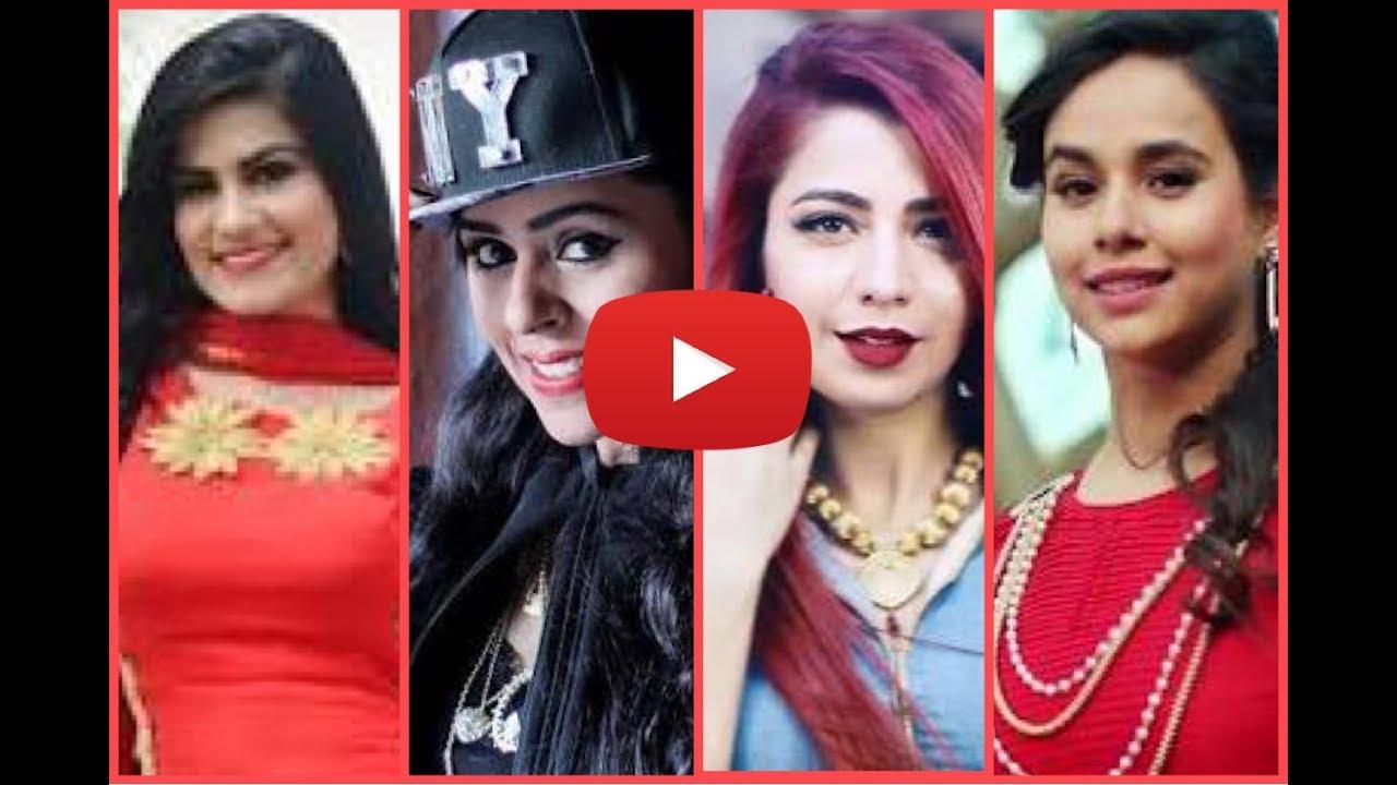 Top 10 most beautiful punjabi singers.