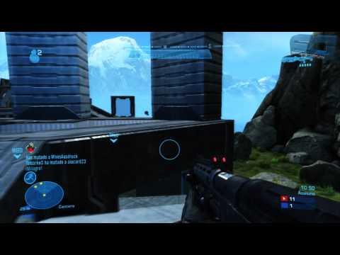 Halo REACH Montaje | A escopetazo limpio | Mini montaje