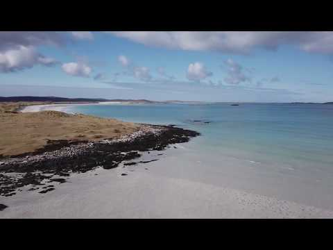 Berneray Beaches, Outer Hebrides, Scotland