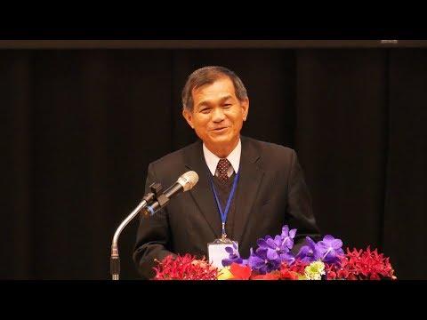民報之聲 「人工智慧產學研聯盟成立大會」國家實驗研究院董事長楊弘敦