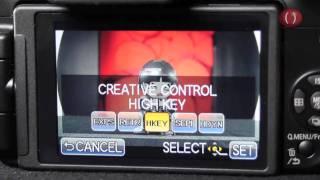 Cámara digital Panasonic Lumix G3