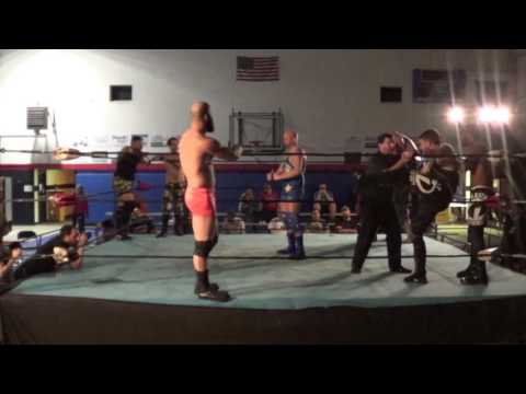 10-10-15 Tag Team Championship Match