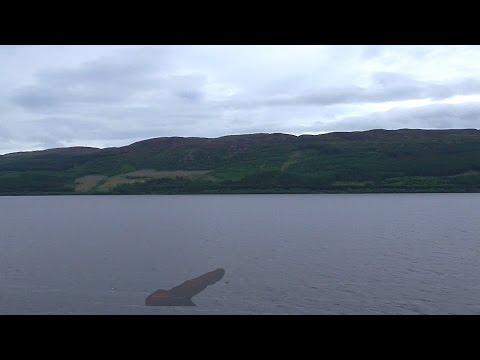 Schottland Scotland: Sah ich Nessie - das Ungeheuer von Loch Ness ? Did i see the monster ?